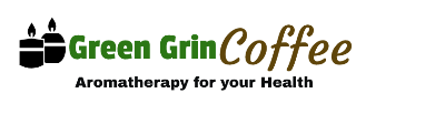 Green Grin Coffee – Aromatherapy for your Health
